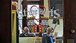 Strong Hearts -Restaurant