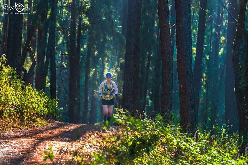 Syracuse Vegan Runner, Laura Kline, places third in Vagamon Ultrail – Kerala, India