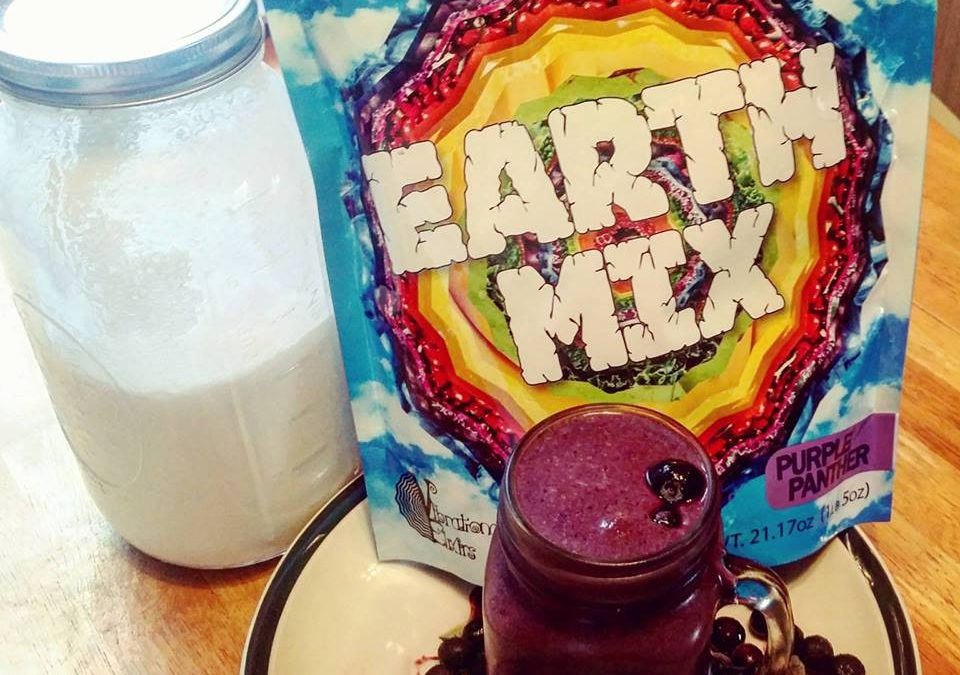 Earth Mix – A Superfood Formula by Vibrational Elixirs